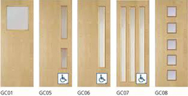 Timber Doors Image